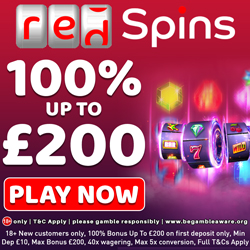 Red Spins Casino